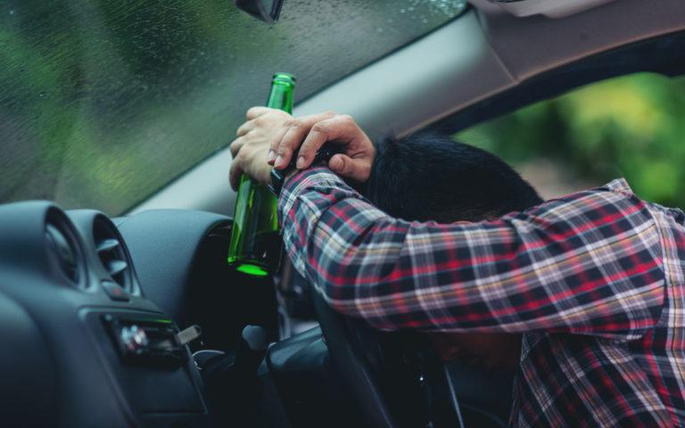 Delito por conducir bajo los efectos del Alcohol